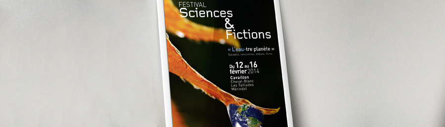 Mayane au festival Sciences & Fictions de Cavaillon