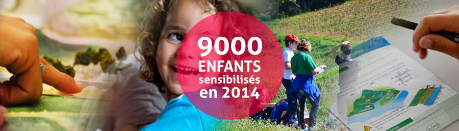 La gestion du risque inondation en France : un jeu d'enfant