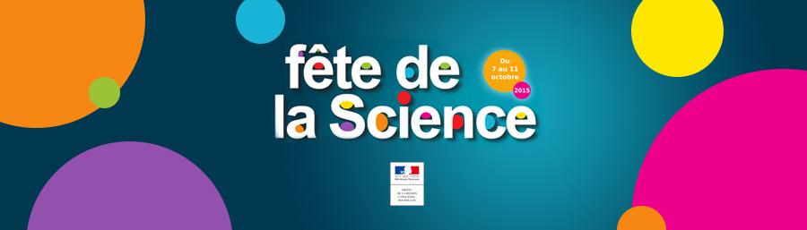 Fête de la Science !