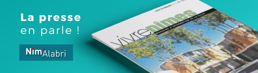 VivreNimes, article septembre