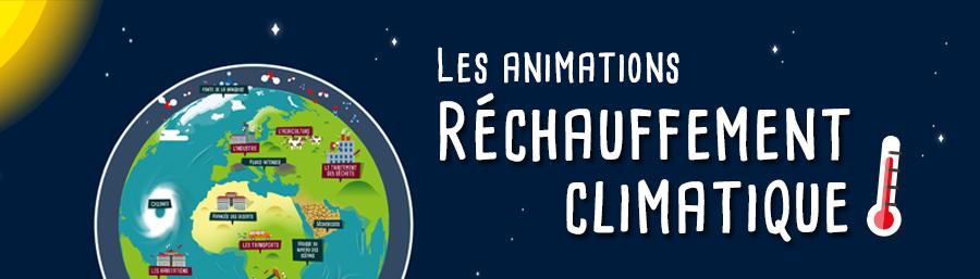 Midi Libre : Le changement climatique évoqué à l'école de St-Clément-de-Rivière