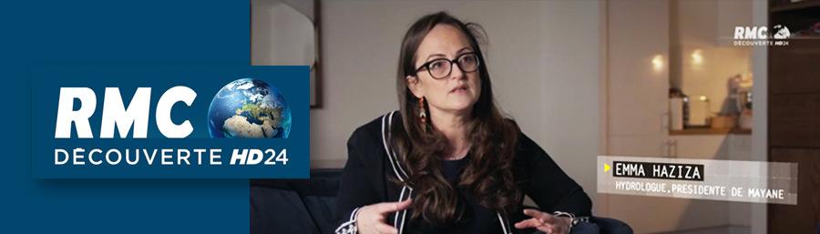 RMC Dévouverte – Film documentaire «Paris sous les eaux : la grande crue»