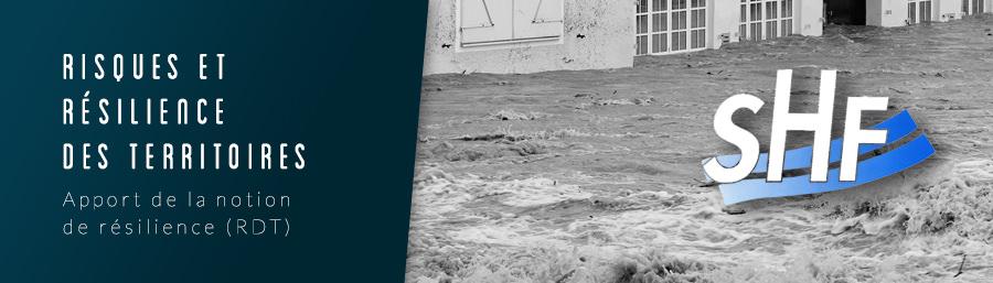 Communication scientifique au colloque Risque et Résilience des Territoires 9-10 octobre 2017
