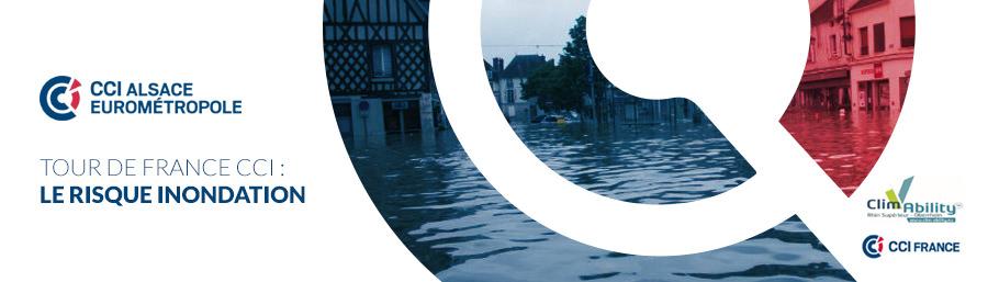 08/11/17 : Tour de France CCI : Mayane participe à la conférence sur le risque inondation