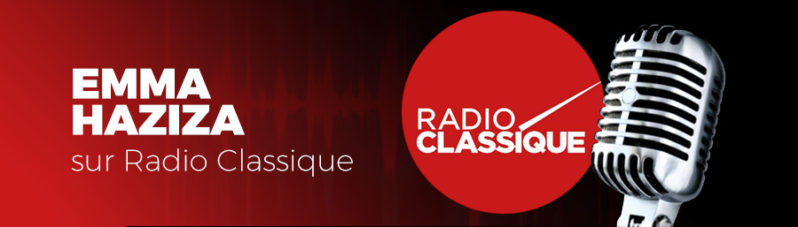 Sécheresse – Emma Haziza sur Radio Classique