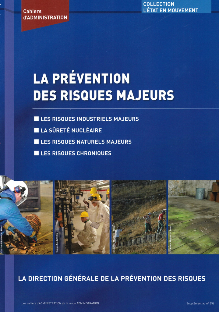 2018-01_Revue_administration-supplement_256-cahiers_administration-prevention_risques_majeurs-couverture