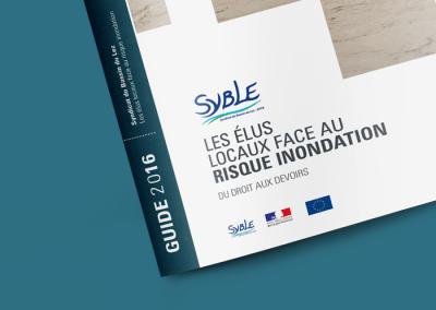 """© Projet du guide """"Les élus locaux face au risque inondation"""" - SYBLE"""