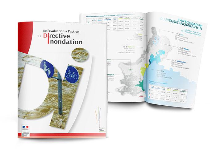© Projet plaquette Directive Inondation