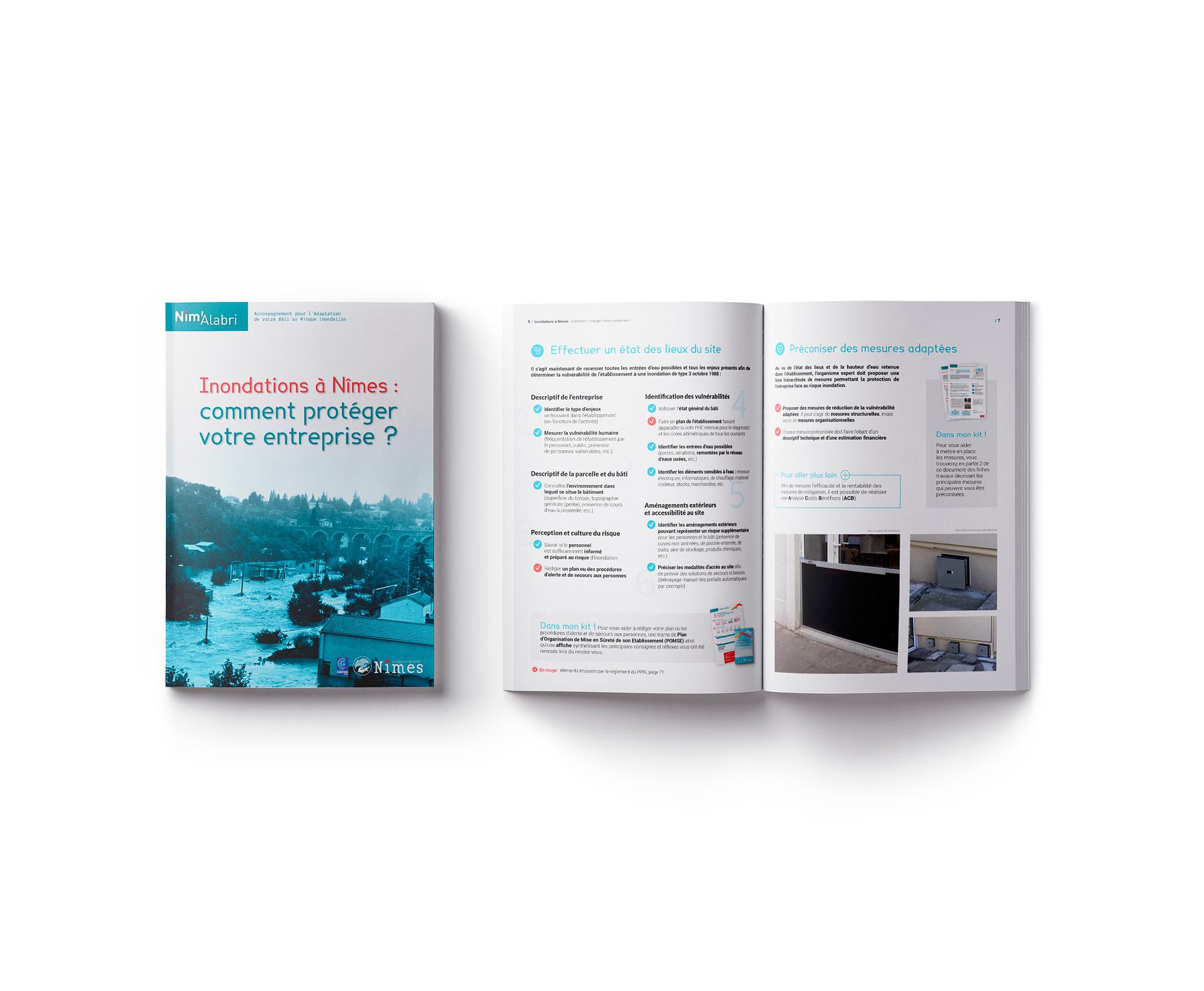 Nim'alabri Entreprises - Brochure sensibilisation © MAYANE