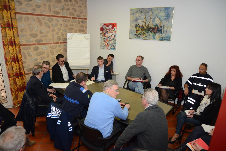 SMBVT PCS - Exercice de simulation à Canet-en-Roussillon / © Mairie de Canet-en-Roussillon