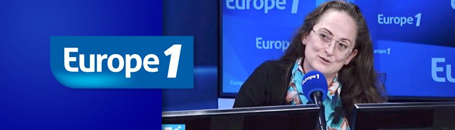 Europe 1 – «Alerte sécheresse : les sols sont de plus en plus fragiles»