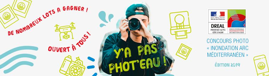 Participez au concours Y'A PAS PHOT'EAU