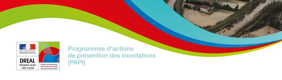 Une étude inédite d'évaluation des programmes d'actions de prévention des inondations (PAPI) vient de paraître !