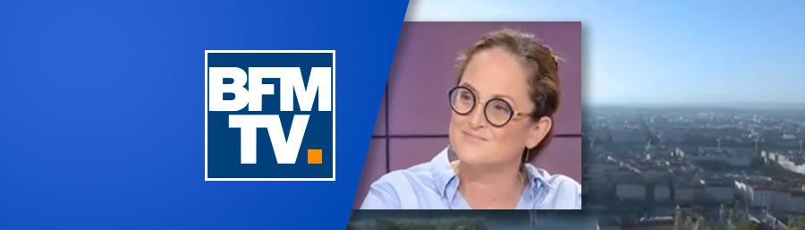 BFM TV – «Canicule 2019 : un extrême qui va devenir notre quotidien»