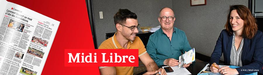 Vauvert'Alabri, le Midi Libre en parle !