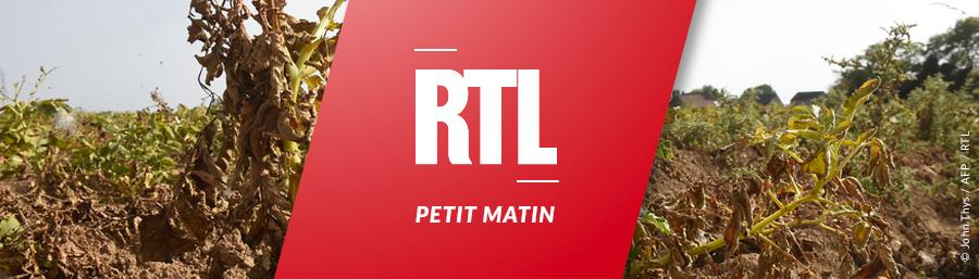 Sécheresse : une spécialiste pointe sur RTL un «dérèglement climatique global»
