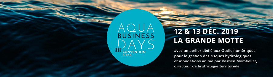 Mayane aux Aqua Business Days