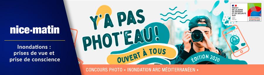 Le concours Y'a pas phot'eau à l'honneur dans Nice matin