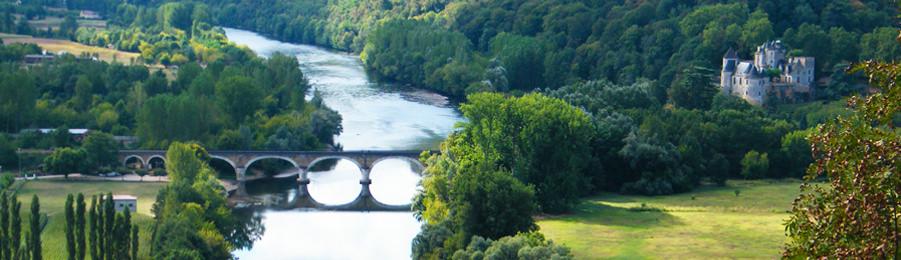 Mayane en Dordogne le 15 décembre dernier pour une journée technique destinée aux professionnels de la gestion des rivières