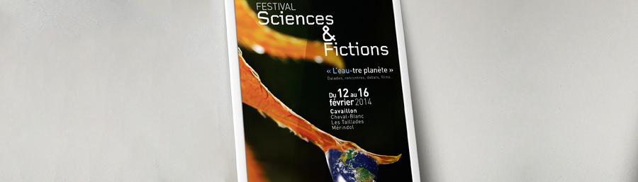 Mayane au festival Sciences & Fictions de Cavaillon