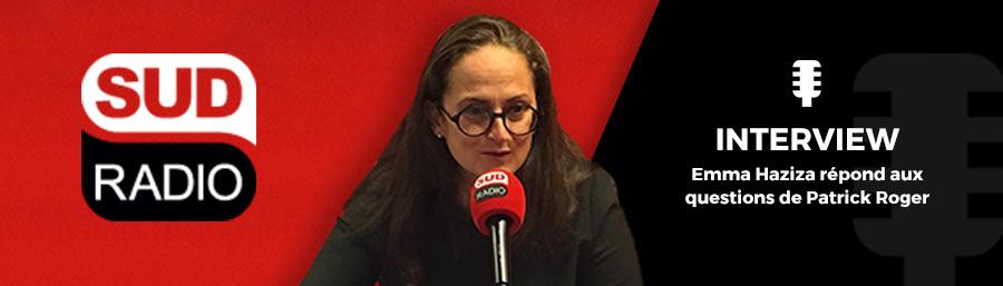 """Sud Radio : """"La sécheresse touche presque la moitié du territoire"""" – Emma Haziza et Patrick Roger"""