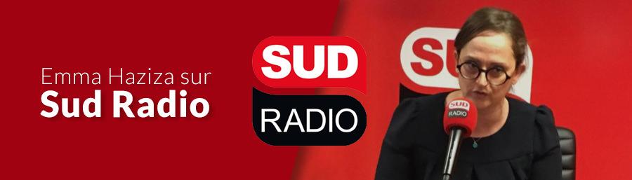 Emma Haziza sur Sud Radio : 13 départements en vigilance orange !