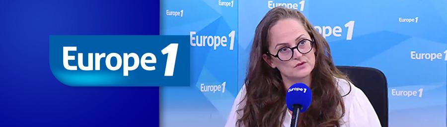 Emma Haziza, invitée de Europe 1 – « Il faut un nouveau système qui permet de prévenir la population en direct »