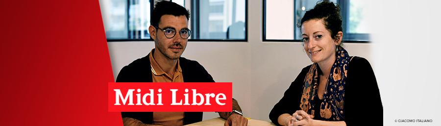 """Midi Libre – """"Gestion des risques d'inondation : Mayane, une société qui aide les collectivités"""""""