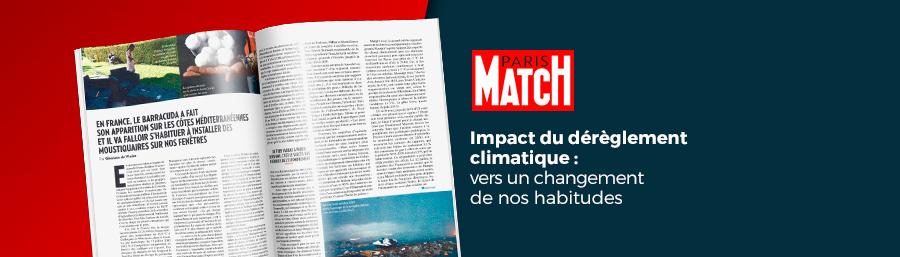 Impact du dérèglement climatique : vers un changement de nos habitudes