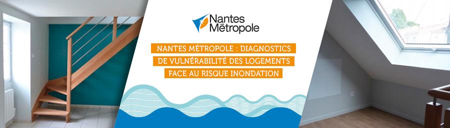 1er dossier de travaux pour le dispositif de réduction de la vulnérabilité de Nantes !